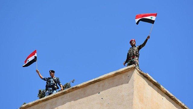 Новости Сирии. Сегодня 13 июня 2018