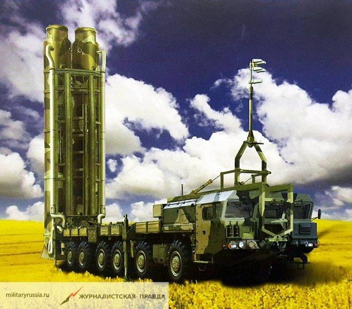 СМИ: США вздрогнули от новейшего ЗРК С-500