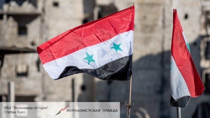 Минобороны России продемонстрировало доказательства инсценировки химатаки в Сирии
