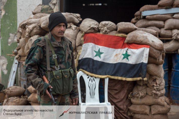 Разгром террористов привел к взятию армией Сирии под свой контроль более 10 населенных пунктов