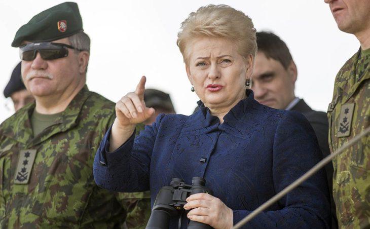 Литва готова к «вторжению» России