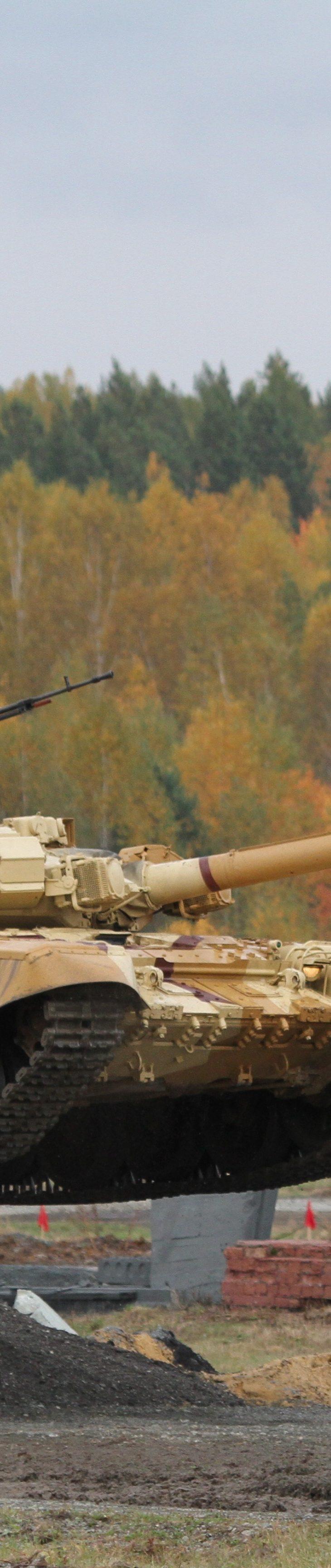 Ирак сделал выбор в пользу российских танков Т-90С