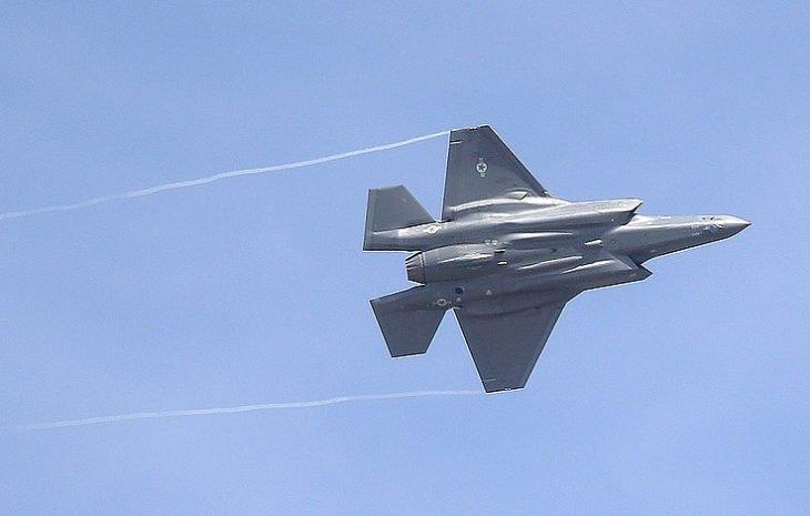 21 июня Пентагон передаст Турции два F-35