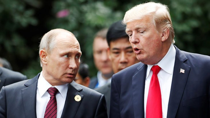 Почему встреча Путина и Трампа напрягла Лондон