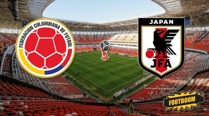 Футбол. Колумбия – Япония. Счет, обзор матча от 19.06.2018, видео голов, результаты.
