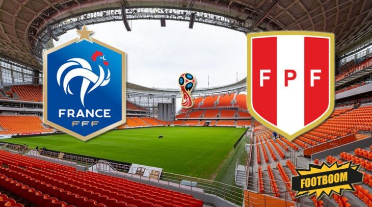 Футбол. Франция – Перу. Счет, обзор матча от 18.06.2018, видео голов, результаты.