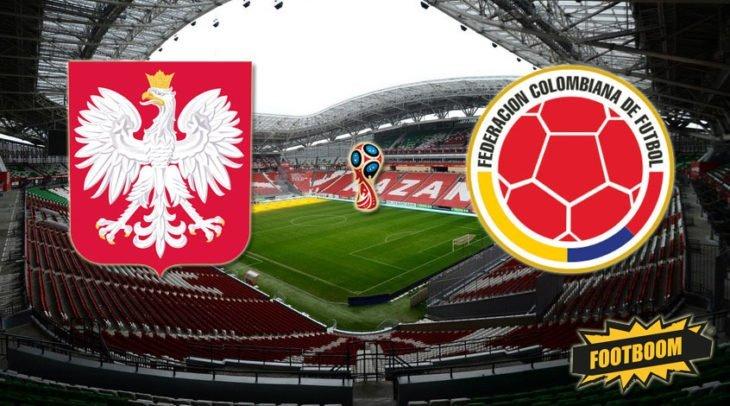 Футбол. Польша – Колумбия. Счет, обзор матча от 24.06.2018, видео голов, результаты.