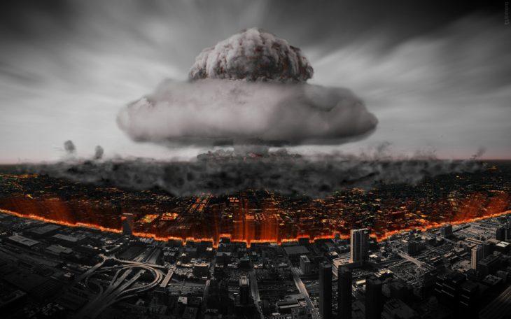 Ядерное оружие США убьёт миллионы американцев