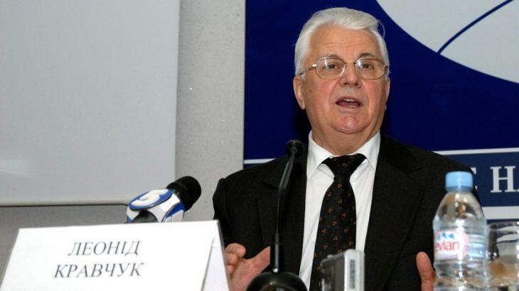 Кравчук о Донбассе: «отрезать раковую опухоль»