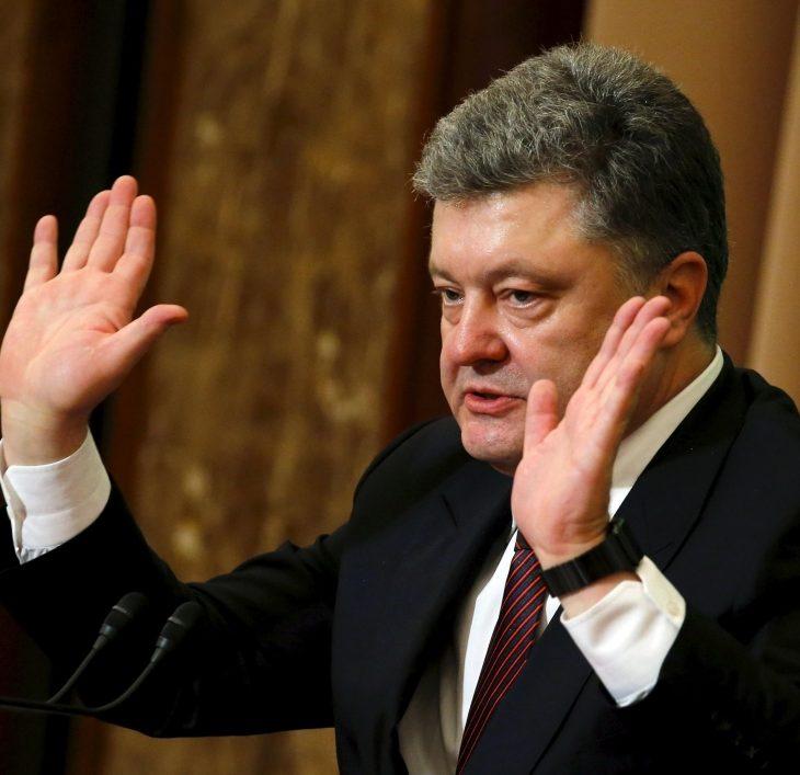 Порошенко увидел «антиукраинскую кампанию» в Сербии