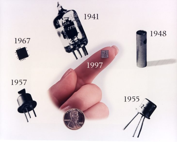 История изобретения транзистора