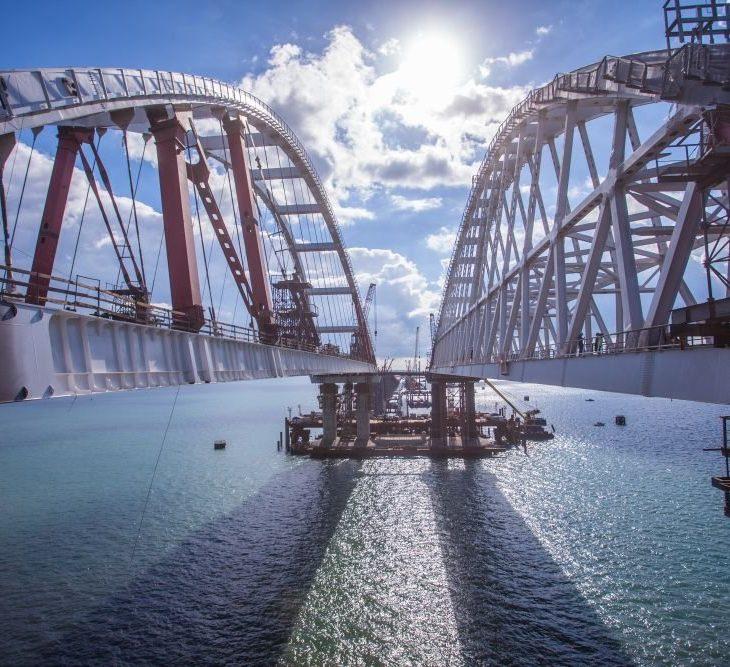 Украина оценила убытки от Крымского моста