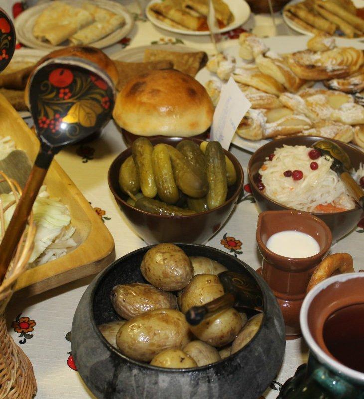 Афроамериканка о русской кухне: Они остаются живы! Как?