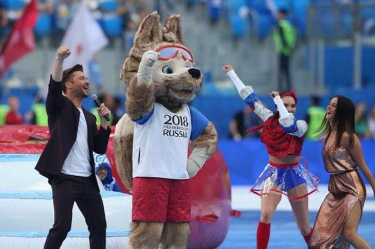 Чемпионат Мира по Футболу 2018: Прямая видео трансляция открытия смотреть онлайн, расписание матчей, последние новости