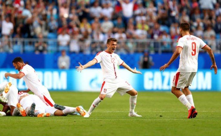 Футбол. Коста-Рика — Сербия. Счет, обзор матча от 17.06.2018, видео голов, результаты