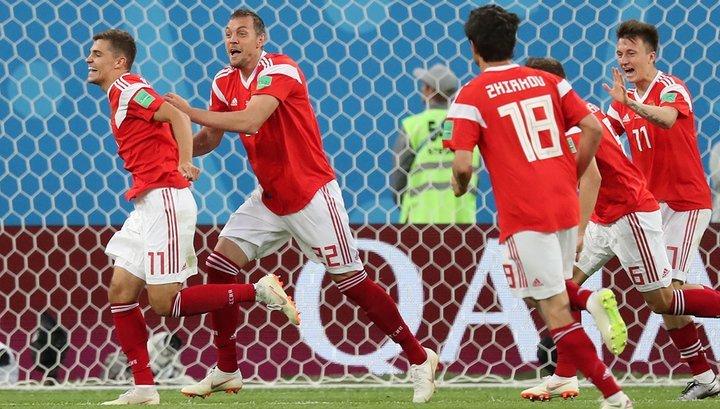 В Британии заинтересовались допинг пробами российских футболистов
