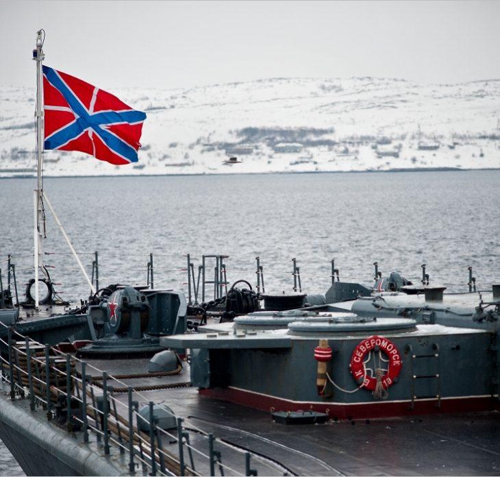 Самый масштабный сбор-похода выполнит Северный флот России