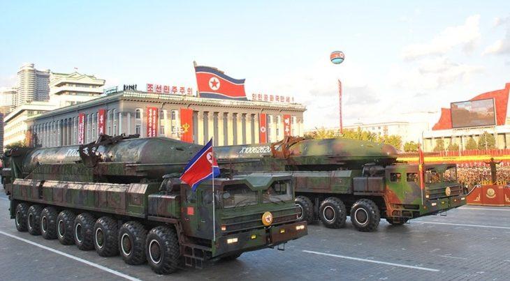 США назвали сроки ядерного разоружения Северной Кореи