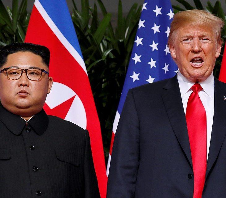 Хорошо покушали: Опубликовано меню рабочего обеда Трампа и Ким Чен Ына