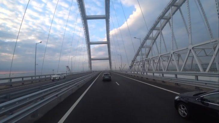 В Украине назвали главные угрозы от Крымского моста
