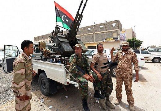 Ливийская армия отбила у боевиков нефтяные порты