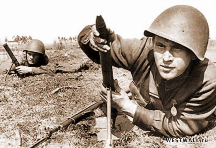 У русских даже лопаты стреляют — уникальное русское оружие лопата — гранатомет