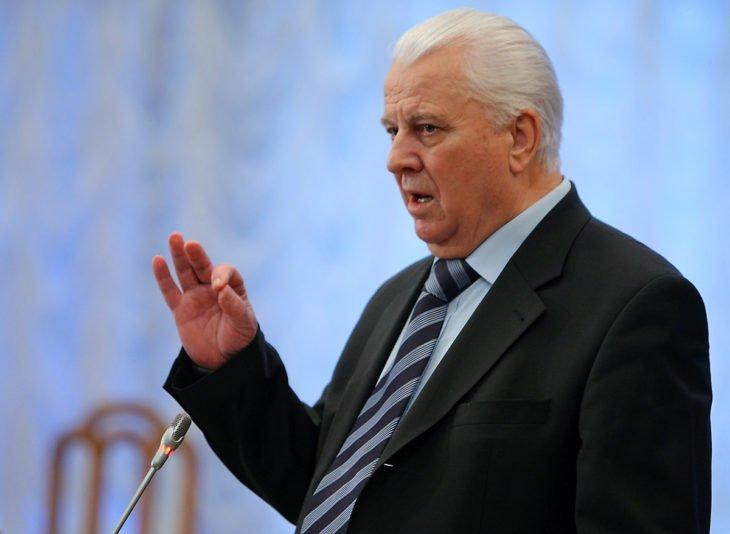 Кравчук: Россия добровольно отдаст Крым обратно