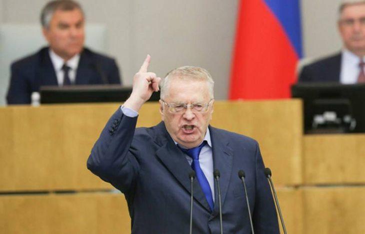 Жириновский предложил прекратить действие Договора о дружбе с Украиной