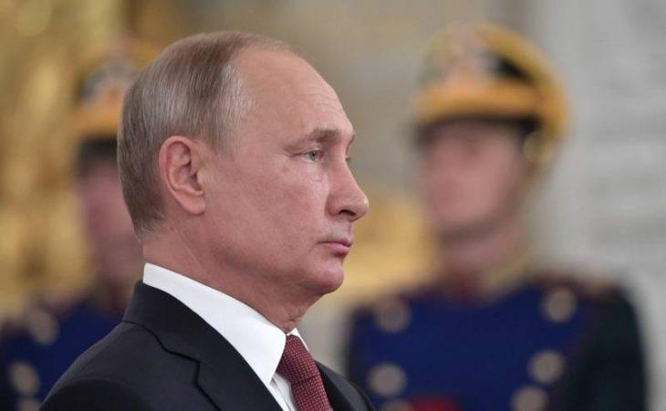 Путин рассказал о выводе российских войск из Сирии