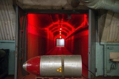 Названо число ядерных боевых зарядов у КНДР