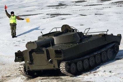 Новую установку разминирования сделают для российских военных