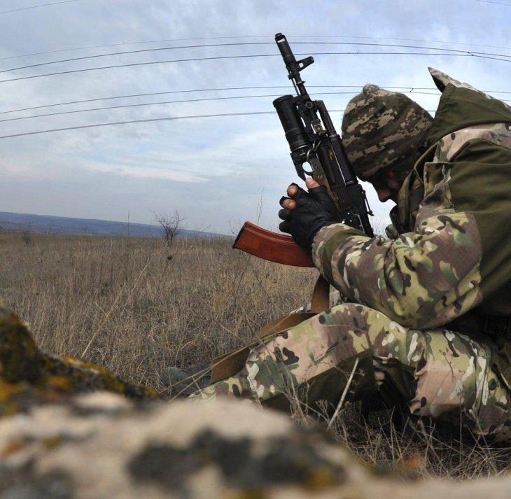 На Донбассе появились украинские диверсанты в российской форме
