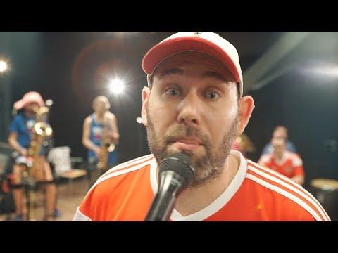 Семен Слепаков и «Ленинград» записали песню о сборной России. Много мата, но это от счастья!