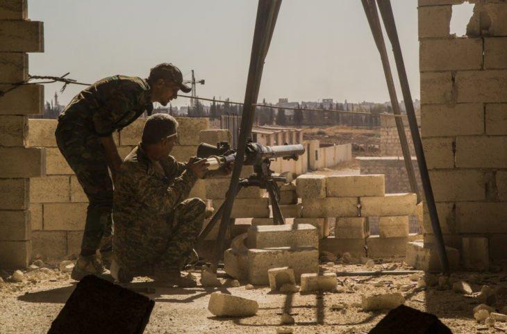 Госдеп запретил Дамаску нападать на боевиков на юго-западе страны