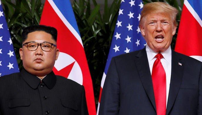 Вашингтон предъявил Пхеньяну 47 требований по денуклеаризации