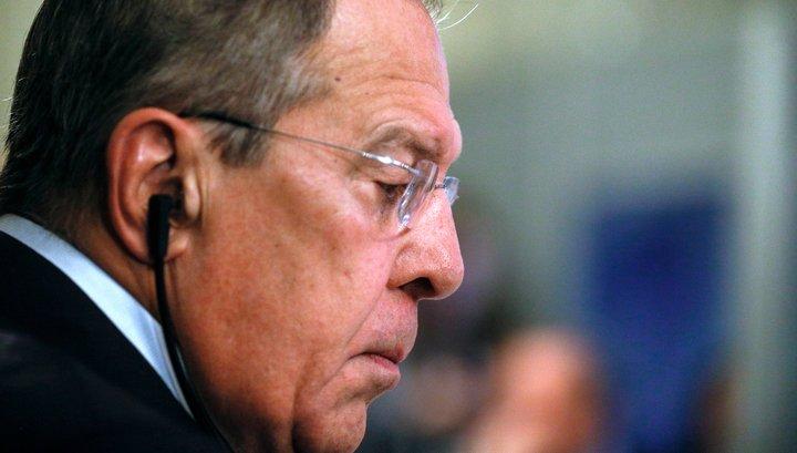 Лавров: Россия не изменит свою политику в угоду Западу