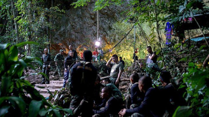 Операция спасения детей из пещеры в Тайланде завершена. Последние новости, фото и видео подробности