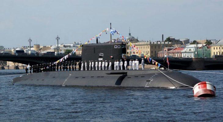 Парад ВМФ в Санкт-Петербурге 2018: прямая онлайн видео трансляция 29 июля, где смотреть праздничный салют