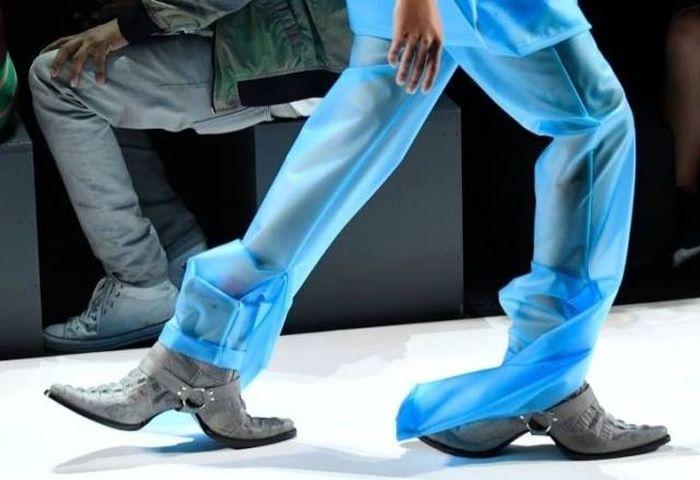 Сумасшедшая современная мода (25 фото)