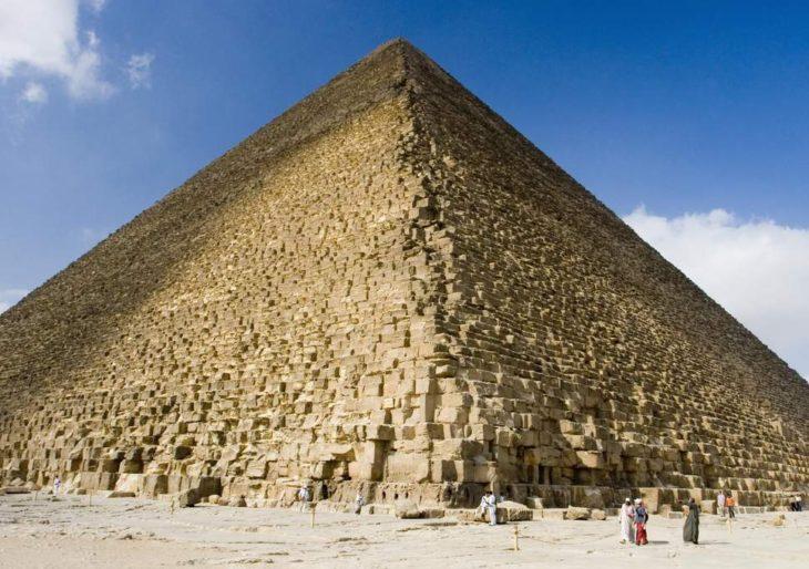 Пирамида Хеопса фокусирует электромагнитную энергию