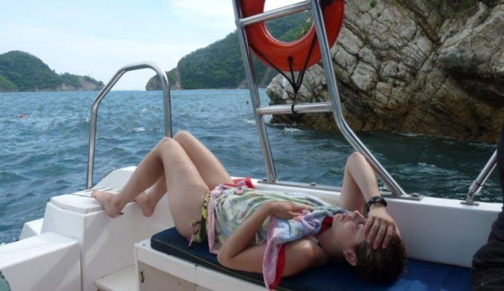 Как победить морскую болезнь — древние и современные методы борьбы с укачиванием
