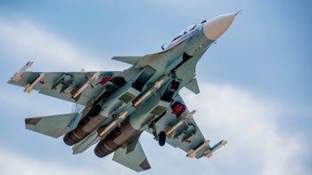 Су-30СМ Фото: Минобороны РФ