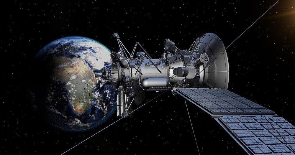 """В NASA установили связь с легендарным космическим аппаратом """"Вояджер-2"""""""