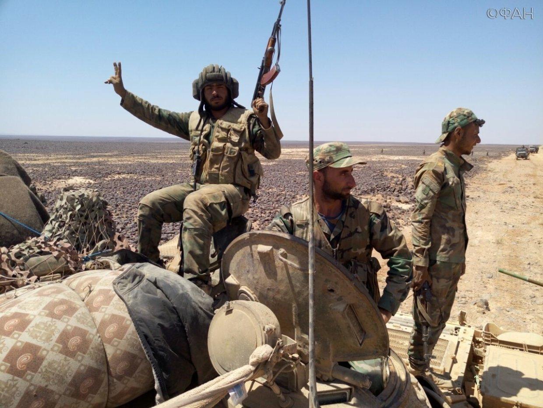 Армия Сирии атаковала позиции боевиков в Идлибе Свежие Новости Сегодня