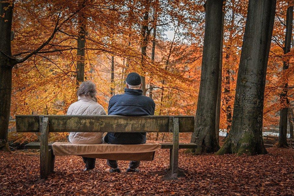 пенсионеры, жизнь, pixabay
