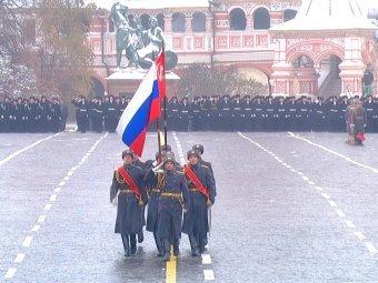 Парад 7 ноября 2018 в Москве на Красной площади: смотреть видео онлайн, сегодня прямая онлайн трансляция (ВИДЕО)