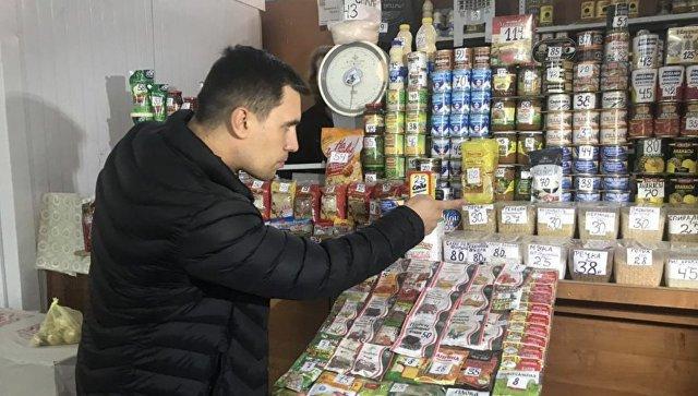 Как проесть 3,5 тысячи рублей в месяц и не умереть