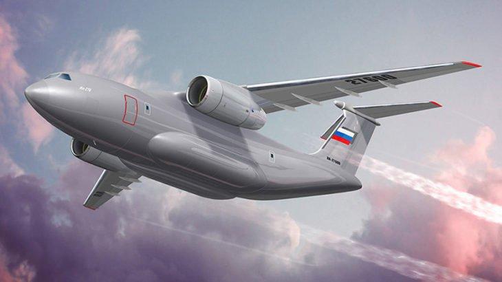 Транспортный высокоплан: на что будет способен новейший самолёт ВКС России Ил-276