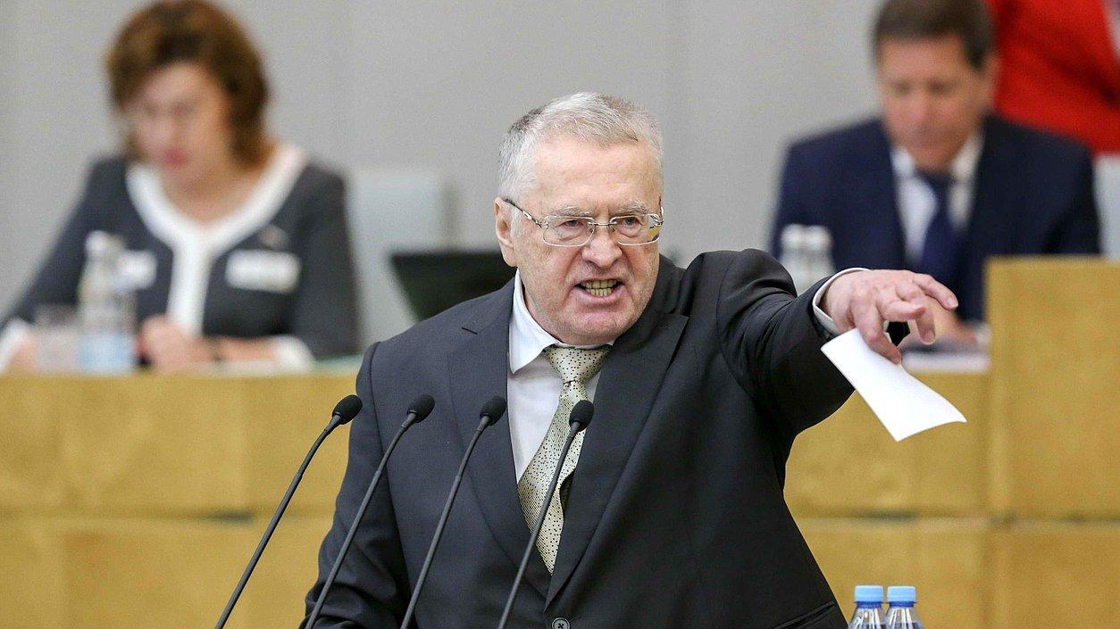 Жириновский назвал «реальный» способ решить конфликт в Карабахе