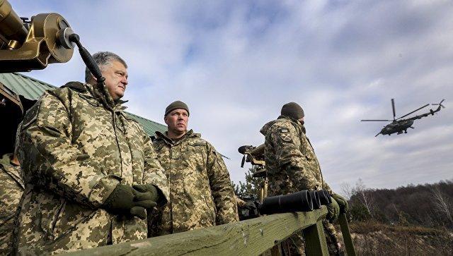 Украина, военное положение: последние новости на сегодня 28 ноября 2018, что означает, в каких областях